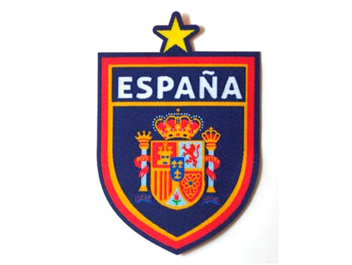 spain custom patch